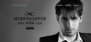 Printscreen Herenkapper Dirk